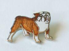 Bull Dog Pin ,Lapel Pin , Hat Tack, pinback