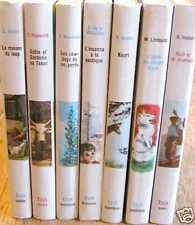 lot de 7 romans enfants BIBLIOTHEQUE DE L'AMITIE - TTBE