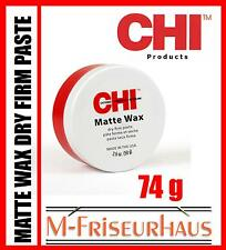 (€ 16,58/100 gr. ) CHI 44 FERSINI Opaca CERA Dry Firm PASTE CON 74G DALL' USA