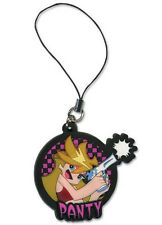 *NEW* Panty & Stocking with Garterbelt: Panty Round PVC Cell Phone Charm by GE