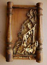 Russian Soviet USSR sculpture collage Pop art  Nonconformist wood metal