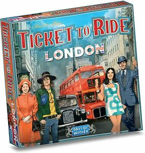 Ticket to Ride: London SEALED UNOPENED FREE SHIPPING