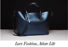 Genuine Leather Celebrity Designer Handbag Fashion Shoulder Satchel Ladies Bag