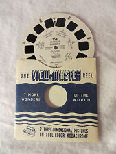 View-Master Reel 164, Cypress Gardens Florida 1949, Single Reel