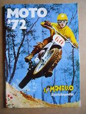 Album di Figurine MOTO 1972 Suzuki Laverda BMW Edizioni IL MONELLO -   [G391]