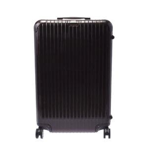 RIMOWA Salsa deluxe suitcase Dark brown bags 802500036869000