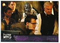 2016 Topps Doctor Who Timeless Trading Card #57 Utopia