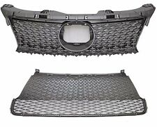 Lexus CT200h CT 200h 2014-2016 Front Upper+Lower Grille F Sport Style