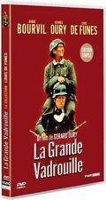 DVD *** LA GRANDE VADROUILLE *** Bourvil - Louis De Funes ( neuf sous blister )