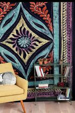 Urban Outfitters Magical Thinking Sun Medallion Batik Tapestry