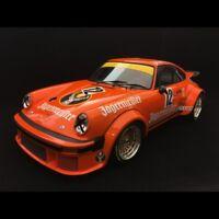 Porsche 934 jagermeister Nr. 12 Gewinner DRM Eifelrennen 1976 1/12 Minichamps 12