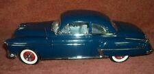 AUTHENTICS BLUE 1950 OLDSMOBILE 88.... 1:18 SCALE CAR
