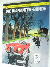1 x Comic - Valhardi & Co, Abenteurer - Band Nr. 5 - Carlsen -1. Auflage - Z.1-2