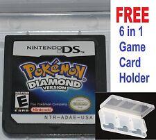 POKEMON versione diamante DS per NINTENDO DS NDS console, cartuccia di giochi * Diamond