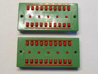FLEISCHMANN 6940 Verteilerplatte 2 Stück (34754)