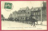 CPA- La Grande guerre 1914 - 15 - Amiens - Artillerie Française