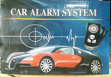 KIT CAR ALARM SYSTEM ALLARME ANTIFURTO COMPLETO UNIVERSALE PER AUTO TSK-100