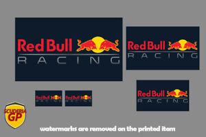 Red Bull Racing F1 Aston Martin, Honda Logo Sticker - Scuderia GP