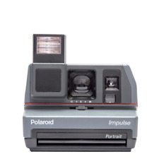 Polaroid IMPULSE 600FILM/GUIDE MANUAL INCLUSIVE RETRO START SET UP PERFECT GIFT