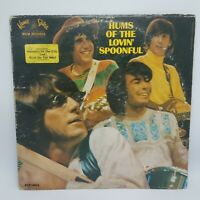 LOVIN SPOONFUL  Hums of the Lovin' Spoonful~ LP Kama Sutra KLP-8054 VG / VG