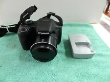 Canon PowerShot SX530 HS 16MP Digital Camera W/Charger