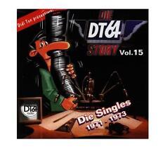 La DT 64 Story 15-les singles 1971 - 1973-CD Album