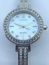 Citizen Silhouette Crystal Ladies' Watch EM0860-51D