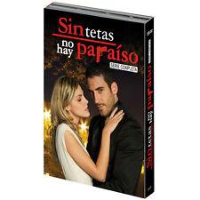 SIN TETAS NO HAY PARAISO  (SERIE COMPLETA) Dvd R2 Miguel Angel Silvestre