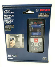 NEW Bosch GLM 42 Blaze Laser Measure 135ft/40m