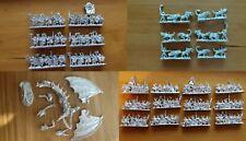 Warmaster caos unidades varios-franqueo combinado en varias