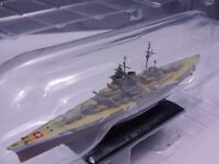 Eaglemoss 1/1100 Tirupitz Battleship Warships Japanese Diecast Mini WS31