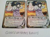 Near Mint Naruto Tcg//CCG Childhood x1 Hinata Hyuga