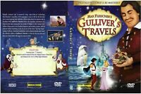 Gulliver's Travels WIDESCREEN DVD Limited Edition Restored Enhanced film
