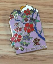 """Bridge Collectible Pin / Brooch *Read* Genuine Imports 1 1/2"""" (inch) Friendship"""