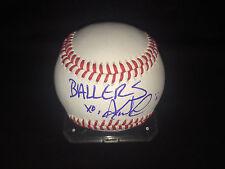 Arielle Kebbel Signed Baseball HBO Ballers star COA