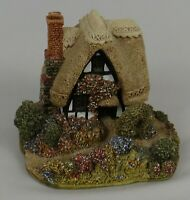 "Lilliput Lane ""Summer Haze"" Cottage Figurine * Vintage 1984 * 5""x5"" * Excellent!"