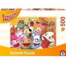 Schmidt Puzzle 500 Teile Sorgenfresser                                   (59752)