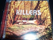 The Killers / Brandon Flowers Sawdust Australian 18 Track b Sides CD – Like New