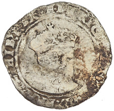 ENGLAND. Henry VIII. 1509-1547. Silver Groat, Facing portrait