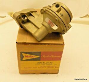NOS Mopar 1957-59 Plymouth Dodge Combustible Bomba 6 Cilindro Motores 2279912