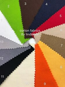 Fabrics by meters/yards, width of 1.5 meters/yards, linen cotton flock fabric