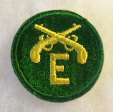 WWII EXPERT MILITARY POLICE PATCH COTTON CUT EDGE