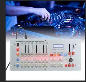 240 Channels Console DMX Stage Par Moving head Light Controller Dimmer Console