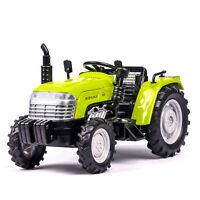 Landwirtschaft Traktor 1:32 Die Cast Modellauto Auto Kinder Spielzeug Grün