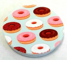 Expandable finger holder grip stand for cellphone tablet (Donut) w/free clip