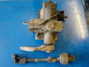 Discovery 2 98-04 Power steering box and shaft for Td5 & V8