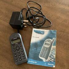 VINTAGE  MOBILE PHONE PHILIPS SAVVY DUAL BAND