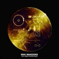 MINI MANSIONS The Great Pretenders CD BRAND NEW
