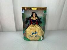 SNOW WHITE BARBIE CHILDREN'S COLLECTOR SERIES COLLECTOR EDITION 1997 NEW