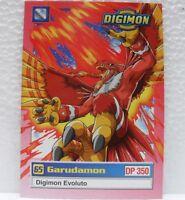 """DIGIMON TRADING CARDS - """"GARUDAMON"""" 18/32 - 2a SERIE GIALLA"""